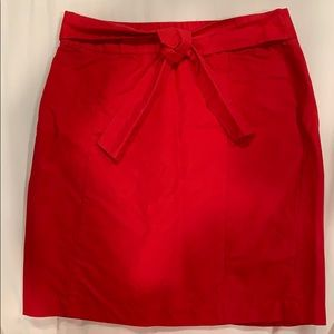 Banana Republic Tie Waist Skirt